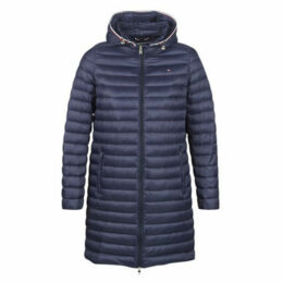 Tommy Hilfiger  BELLA LW DOWN PACKABLE COAT  women's Jacket in Blue