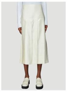 Jil Sander Luisa Skirt in White size DE - 38