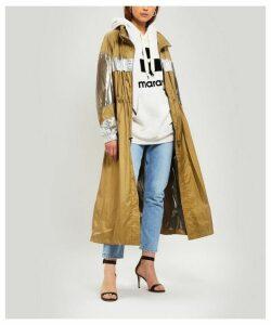 Koch Metallic Raincoat