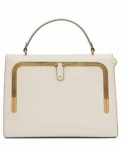 Python Strap Postbox Bag