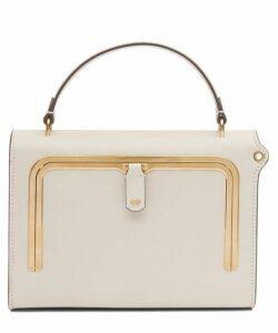 Small Python Strap Postbox Bag