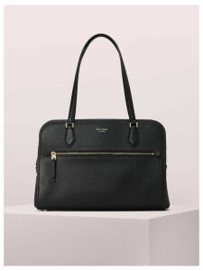 Polly Large Work Tote - Black - One Size