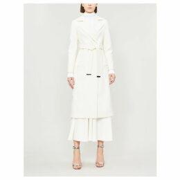 Gabella wool-blend coat