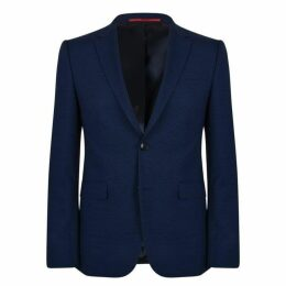 Hugo Business Extra Slim Virgin Wool Blazer Jacket