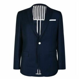Boss Business Weave Textured Blazer