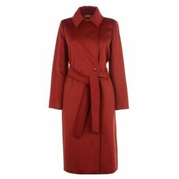 Max Mara Studio MMS Collage Tie Coat Ld93