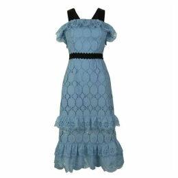 PERSEVERANCE LONDON Midi Dress