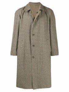 A.N.G.E.L.O. Vintage Cult 1990's Aquascutum Coat - Brown