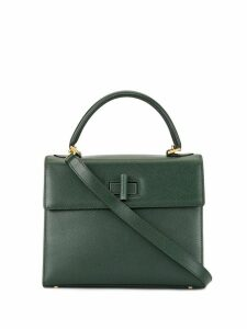 Céline Pre-Owned structured 2way bag - Green