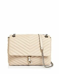 Rebecca Minkoff Edie Medium Convertible Leather Shoulder Bag