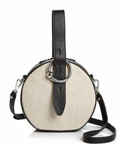 Rebecca Minkoff Kate Linen Circle Crossbody