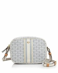 Tory Burch Gemini Link Medium Canvas Crossbody