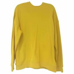 Yellow Cotton Knitwear