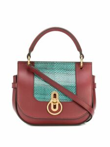 Mulberry Small Amberley Satchel - Red