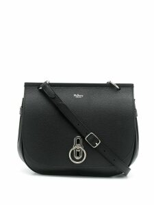 Mulberry small amberley satchel bag - Black