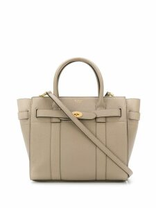 Mulberry small Bayswater tote - Grey