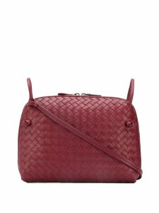 Bottega Veneta Nodini crossbody bag - Red