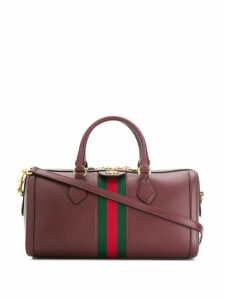 Gucci Ophidia medium top handle bag - Red