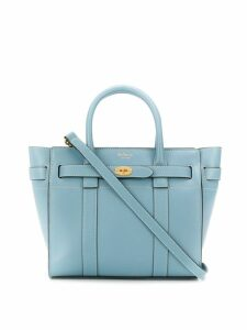 Mulberry mini Bayswater tote - Blue