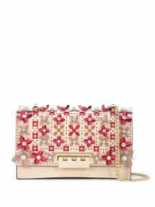 Zac Zac Posen Earthette chain shoulder bag - Neutrals