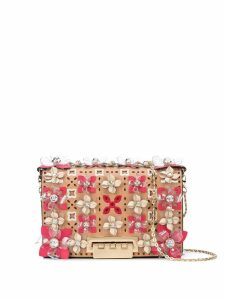 Zac Zac Posen Earthette mini crossbody bag - Neutrals