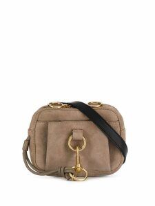 See By Chloé front hook belt bag - Brown