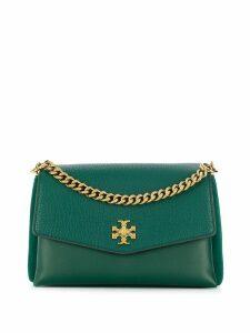 Tory Burch logo cross-body bag - Green