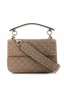Valentino Valentino Garavani Spike shoulder bag - Pink