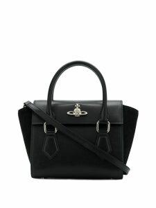 Vivienne Westwood Matilda tote bag - Black