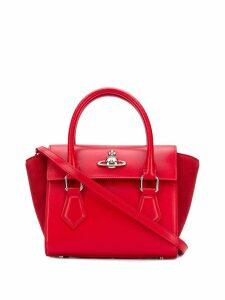 Vivienne Westwood Matilda tote bag - Red