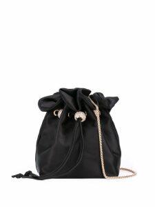 Sophia Webster drawstring shoulder bag - Black