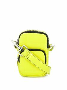 McQ Alexander McQueen convertible belt bag - Yellow