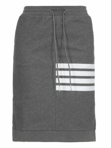 Thom Browne Pique Cotton Skirt