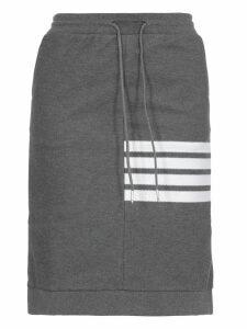 Thom Browne Pique Cotton Skirt
