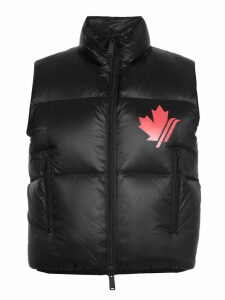 Dsquared2 Quilted Padded Waistcoat