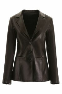 DROMe Leather Blazer
