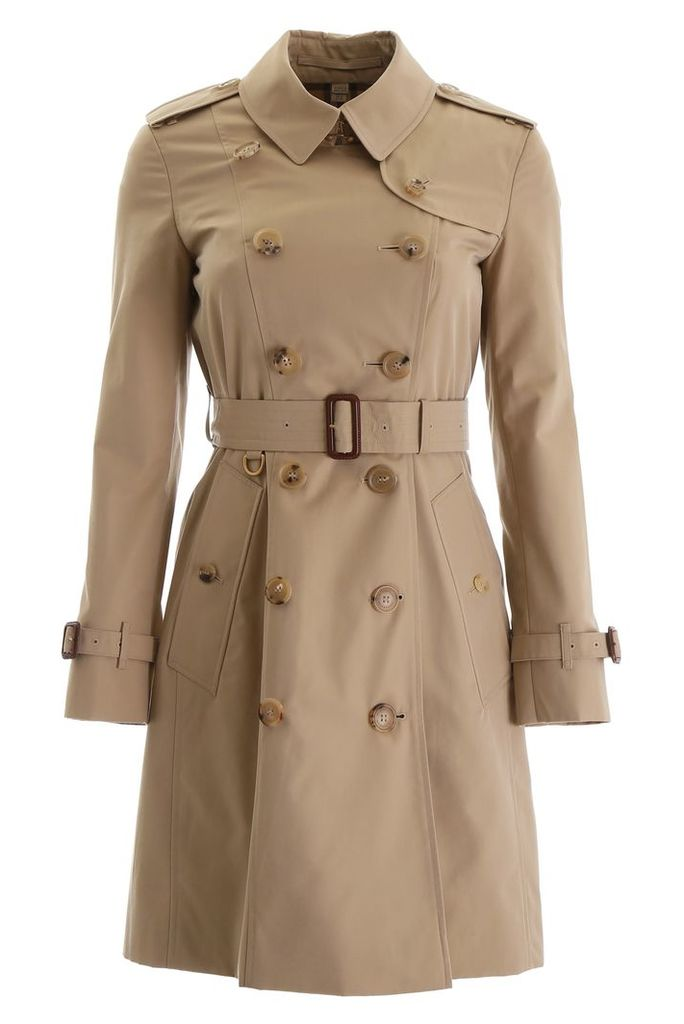 Burberry Chelsea Midi Raincoat
