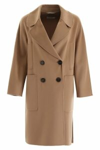 S Max Mara Here is The Cube Aronaci Coat