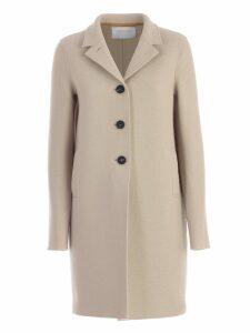 Harris Wharf London Coat Boxy Button Up