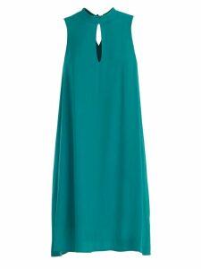 TwinSet Dress W/s W/plumage In Neck