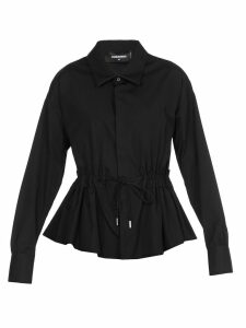 Dsquared2 Shirt With Drawstrings
