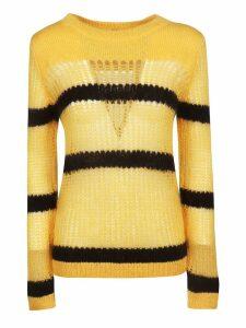 Miu Miu Rete Rig Sweater