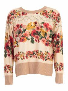 TwinSet Sweater L/s W/print