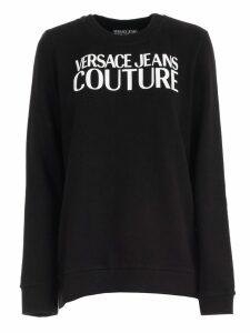 Versace Jeans Couture Sweatshirt Crew Neck W/logo