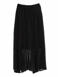MICHAEL Michael Kors Skirt Pleated Longuette
