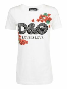 Dolce & Gabbana Love Is Love T-shirt