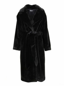 Parosh Foux Fur Coat