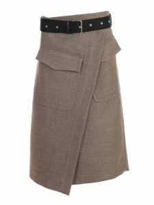 SEMICOUTURE Skirt A Line