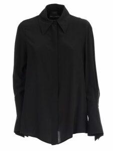 SEMICOUTURE Shirt L/s Silk