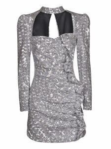 Giuseppe di Morabito Sequined Detail Dress